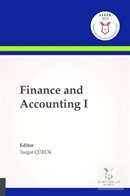Finance and Accounting I