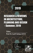 Research and Reviews in Architecture, Planning And Design - Summer 2019