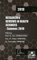 Research and Reviews In Health Sciences