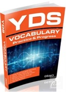 YDS Vocabulary Practice Progress