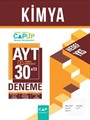 AYT Kimya 30x13 Up Deneme